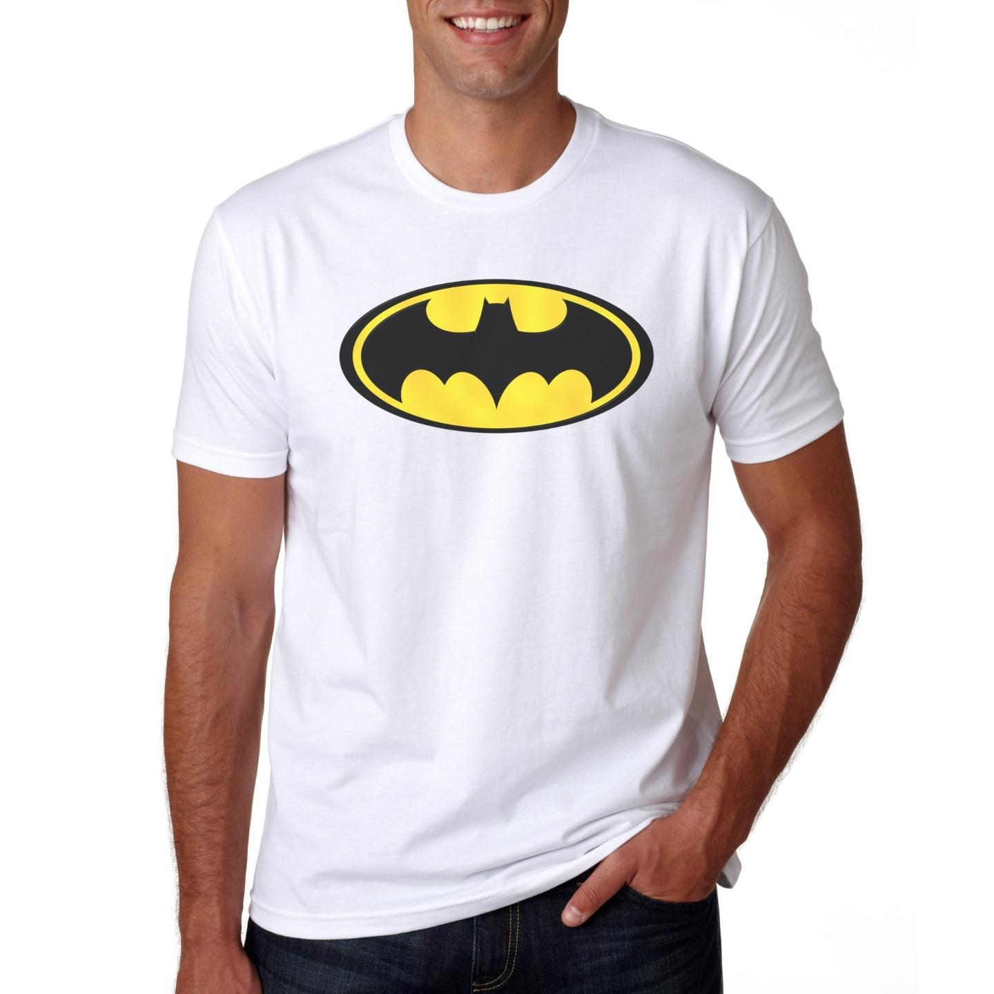 batman logo t-shirt - mens/womens - halloween tshirt birthday