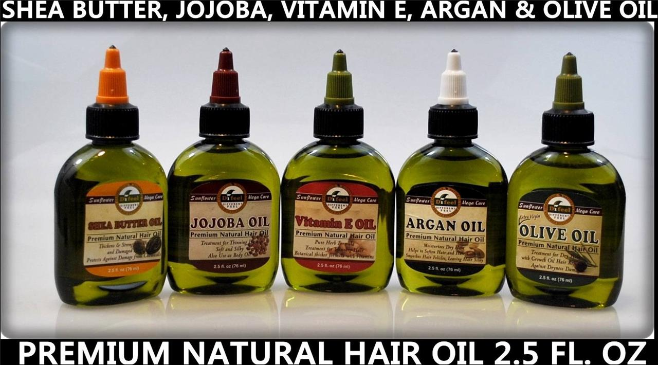 Natural Hair Repair With Essential Oils
