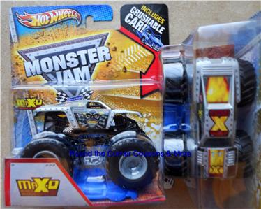2013 Hot Wheels Monster Jam MAXIMUM DESTRUCTION Truck 10TH ...