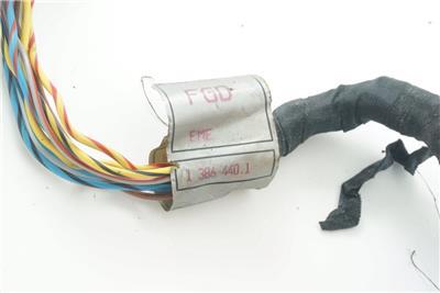 oem bmw e30 radio stereo cm5907 dash wiring harness 84 90. Black Bedroom Furniture Sets. Home Design Ideas