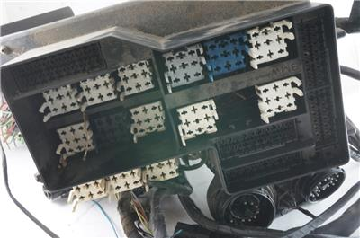 OEM BMW E36 M42 OBD1 Engine Bay Fuse Box Relay Box + Wiring 92-95 ...