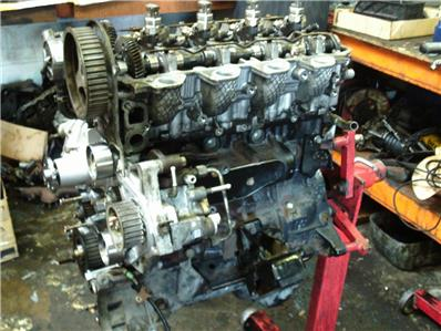 Mitsubishi L200 2 5 4d56 Did 16v Engine Supply And Fit