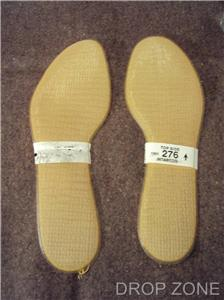 Military Surplus Auction >> 2 Pairs British Military Army Surplus Intastor Insoles for ...
