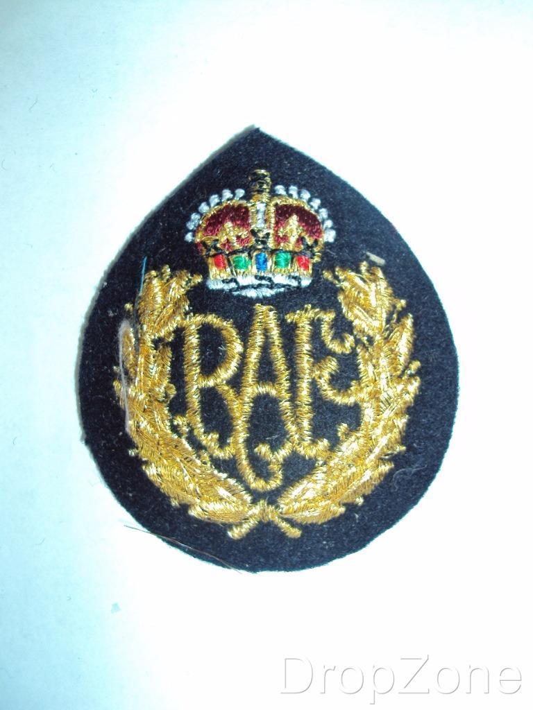Raf Royal Air Force Trade Rank Cap Qualification Badges