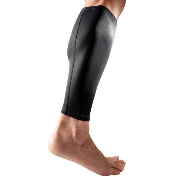 MCDAVID 6577 R Compression Calf Sleeves (Pair) Thermal Warming Leg Stabilizer 2