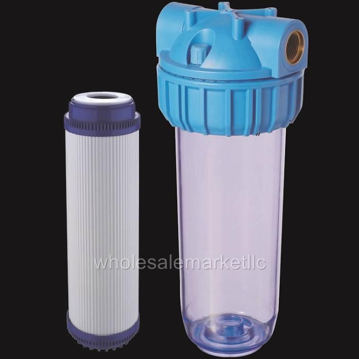 Whole House Water Filter Purifier With Gac Carbon