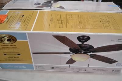 Hampton Bay 791647 Gazebo Ii Plus 52 Quot Indoor Outdoor