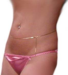 Belly chain womens sex — pic 2