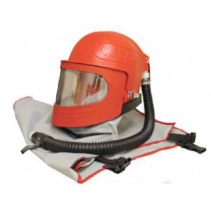Clemco 600 24001 Air Fed Sandblasting Helmet Sand Blast