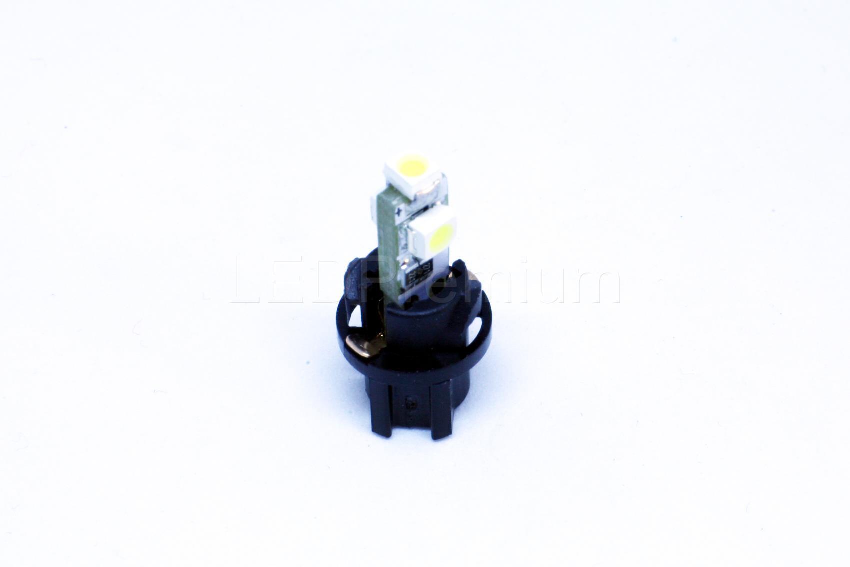 10x SOCKETS TOSHIBA V-2 TSD DASH REPLACEMENT 10x BULBS T5 SMD LED