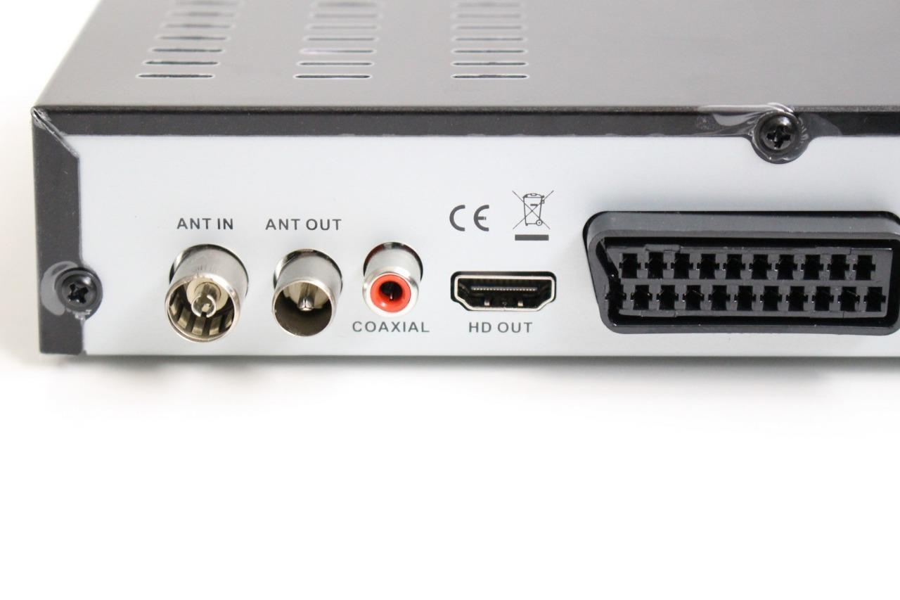 how to connect video recorder to tv