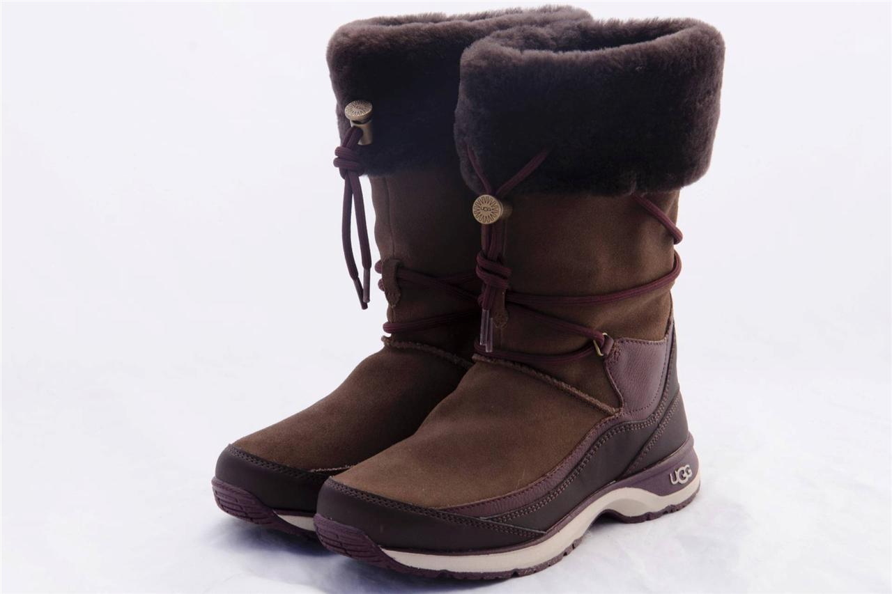 Are Ugg Boots Good For Snow And Ice