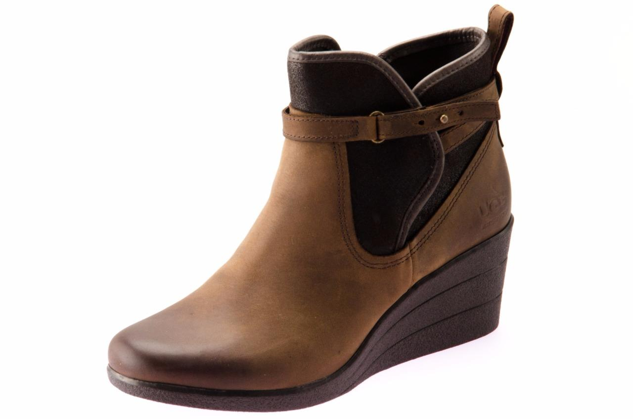 d06ea742dff Leather Ugg Style Boots - cheap watches mgc-gas.com