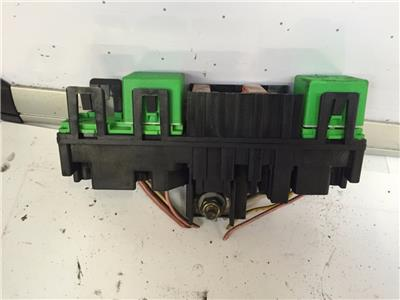 peugeot 306 mk2 hdi 1997 2001 heater fan fuse box relays. Black Bedroom Furniture Sets. Home Design Ideas