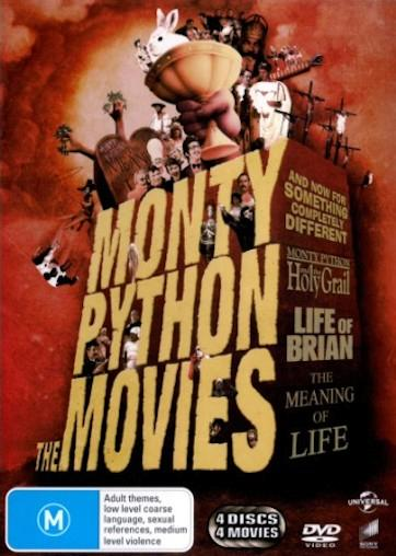 Monty Python Movies List