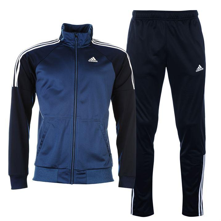 Materials of men's tracksuits. Most tracksuits come in similar styles although the color, patterns, and designs may be different. The most important factor to consider when shopping for tracksuits .
