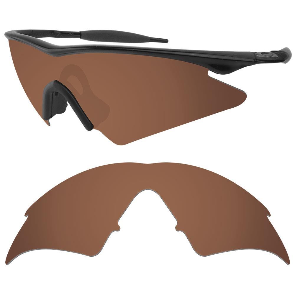 M Frame Replacement Lenses Oakley Louisiana Bucket Brigade