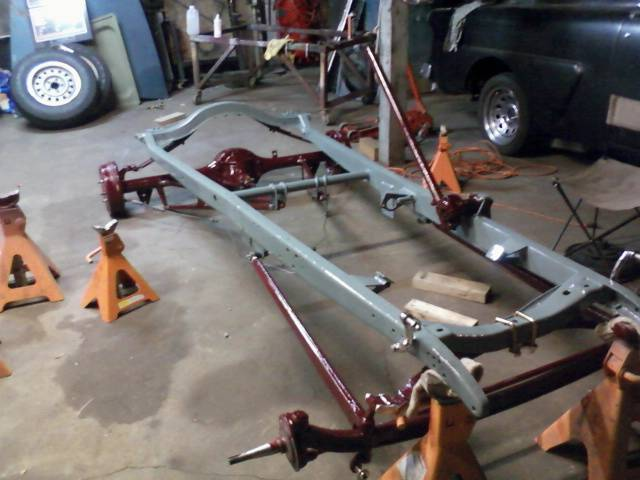 Street Rod Amp Rat Rod Rear Ladder Bar Suspension 1932