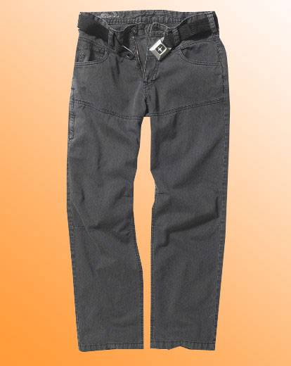 Joe-Browns-Corduroys-Trousers-Cord-Pants-Length-33-in-Size-40-UK-Grey-Charcoal