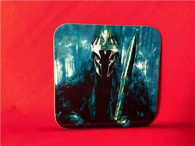 Dye Sublimation ARWEN Coasters 6 LORD OF THE RINGS LOTR ARAGORN