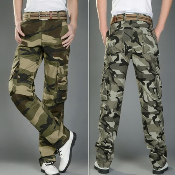 rational construction drop shipping select for clearance Men Fashion Casual Frock Military Camouflage Trousers CAMO Military Pants  UK HF | eBay