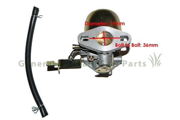 Gas Subaru Robin EY18 Engine Motor Generator Carburetor Carb Parts