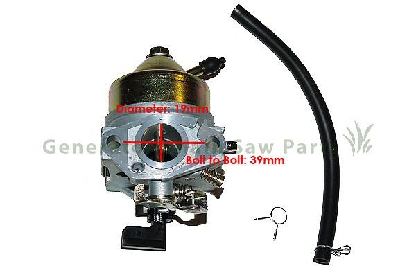 Honda GK200 Engine Motor Generator Lawn Mower Carburetor Carb Parts