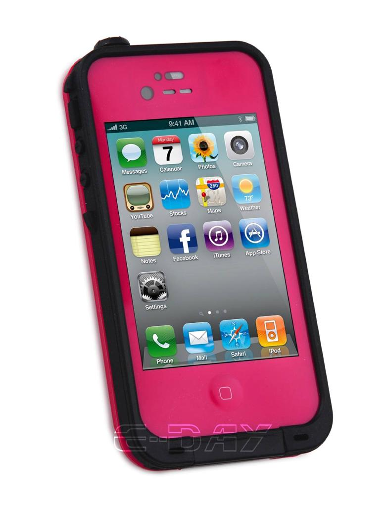 iphone 4 cases waterproof new waterproof shockproof dirtproof for iphone 4 4s 14377
