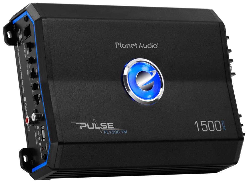 planet audio pl1500 1m 1500 w max class ab monoblock stereo car audio amplifier 636210105763 ebay. Black Bedroom Furniture Sets. Home Design Ideas