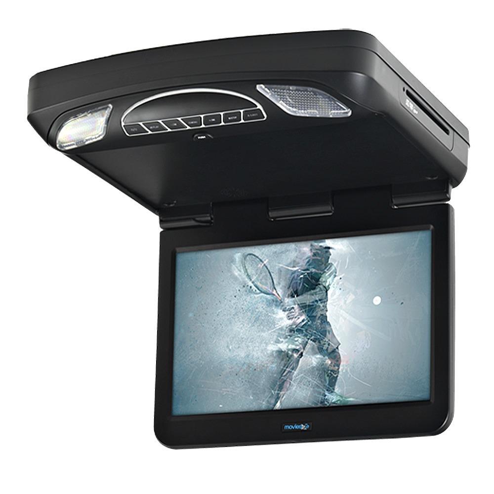 "Audiovox MTG13UHD 13.3"" HD Digital Overhead Flip Down Car"
