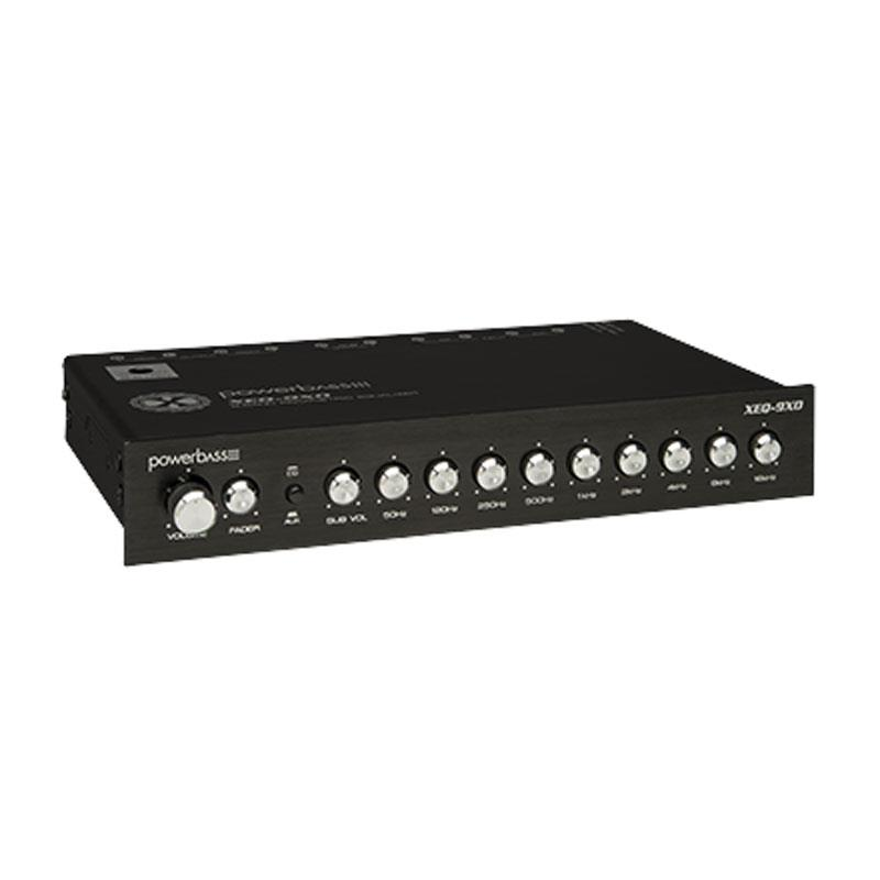 Details about PowerBass XEQ-9XO 9-Band Active Premium Car Audio Stereo  Equalizer