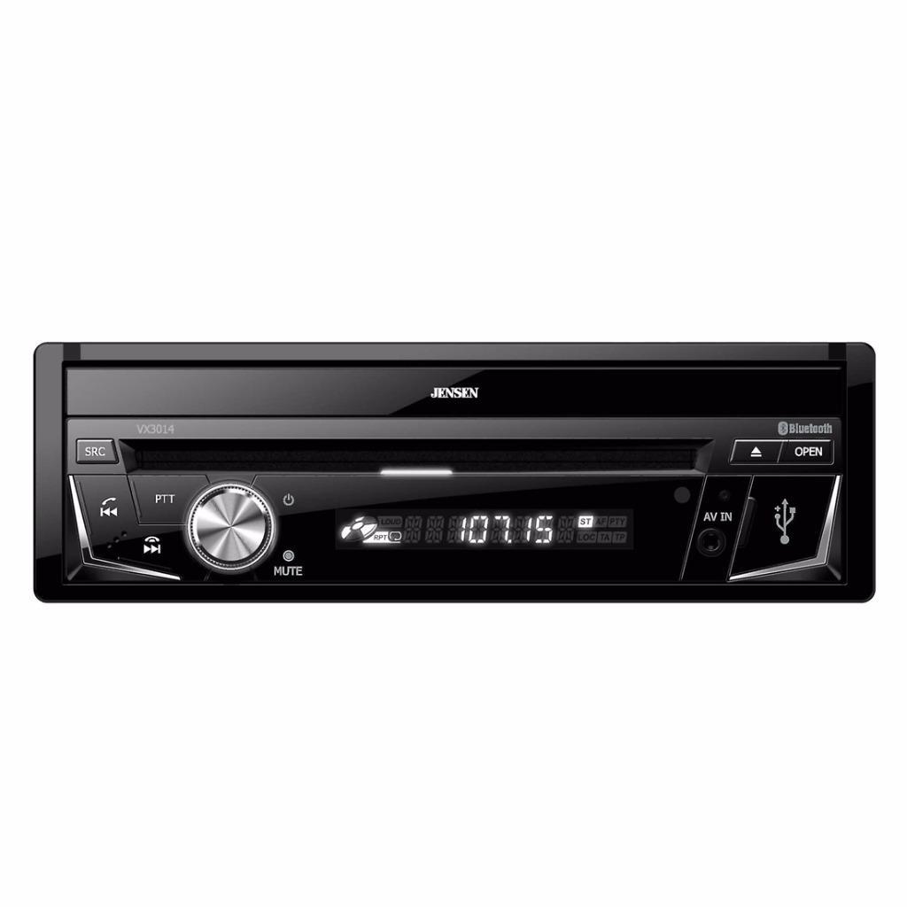 jensen 8 din wiring diagram jensen vx3014 1-din in-dash dvd cd bluetooth receiver w/ 7 ... jensen dvd player wiring diagram