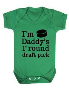 """Baby crecer /""""Ice Hockey-Papi está primera vuelta del draft/"""" de Hockey sobre Hielo-Bebé Creciendo"""