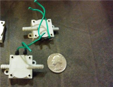 2 Pack 310 Mm Hg Pressure Sensor Switch From Micro