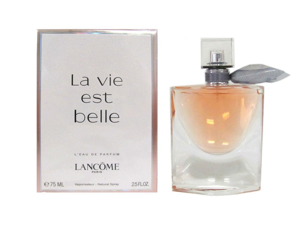 la vie est belle lancome 2 5 oz l 39 eau de parfum spray for. Black Bedroom Furniture Sets. Home Design Ideas