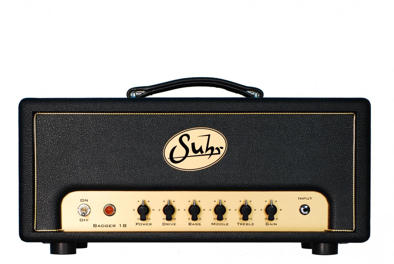 suhr badger 18 guitar amp head brand new ebay. Black Bedroom Furniture Sets. Home Design Ideas