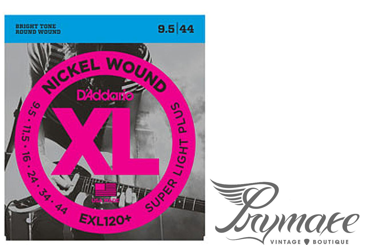 d 39 addario exl120 nickel wound electric guitar strings super light gauge 9 5 44 ebay. Black Bedroom Furniture Sets. Home Design Ideas