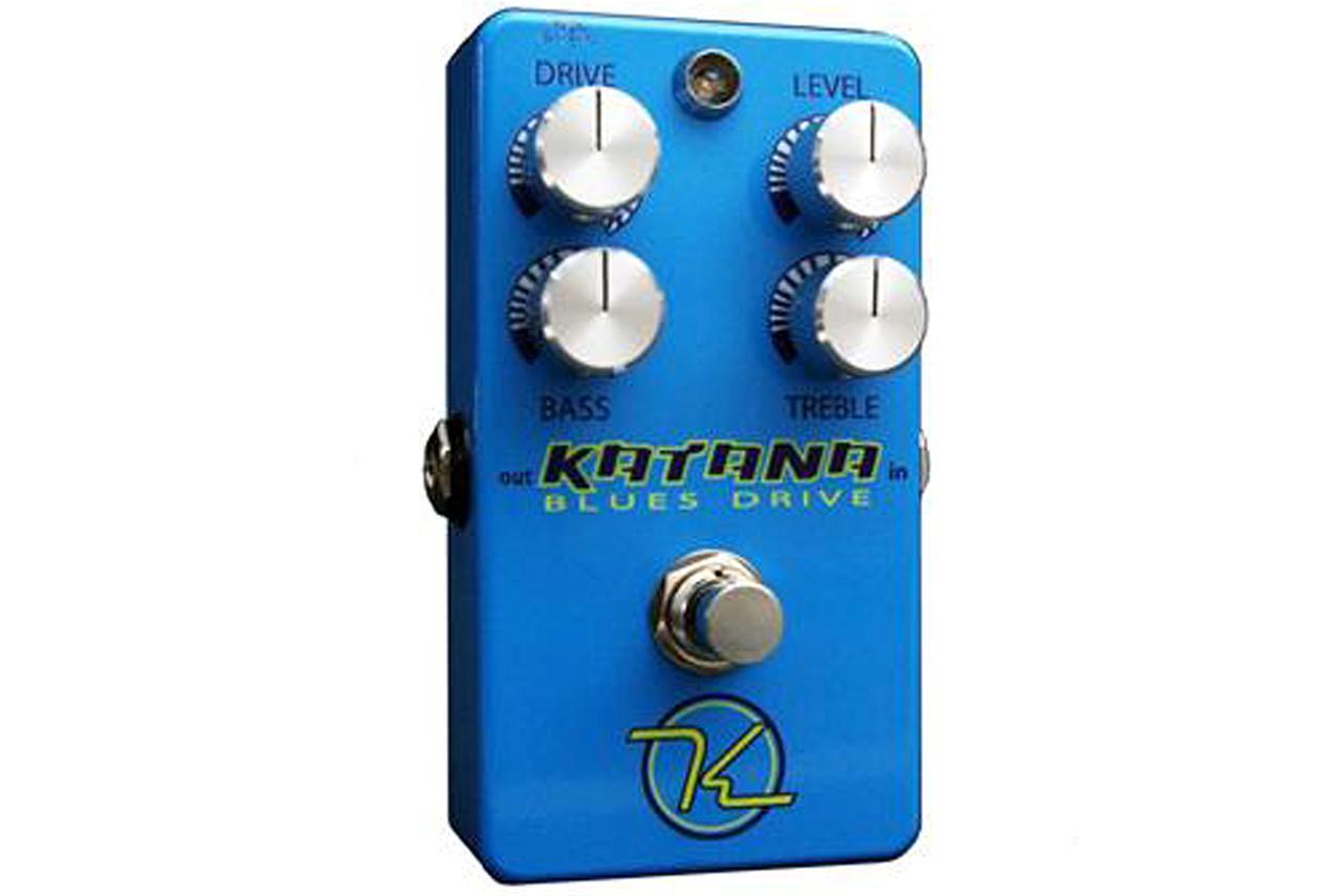 Keeley Electronics Katana Blues Driver Pedal Bundle Brand