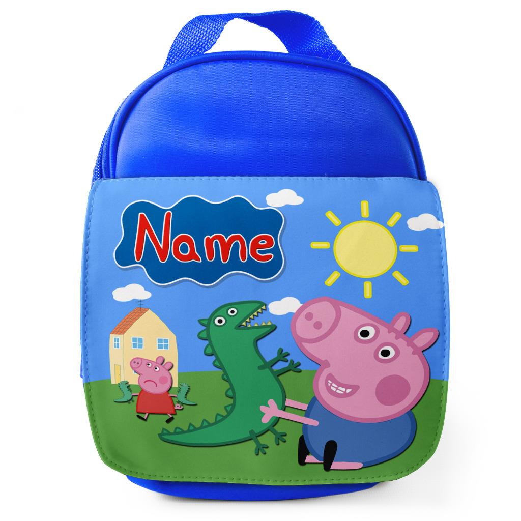 Pokemon Lunch Bag School Childrens Girls Insulated Pink Personalised Gamer PK03