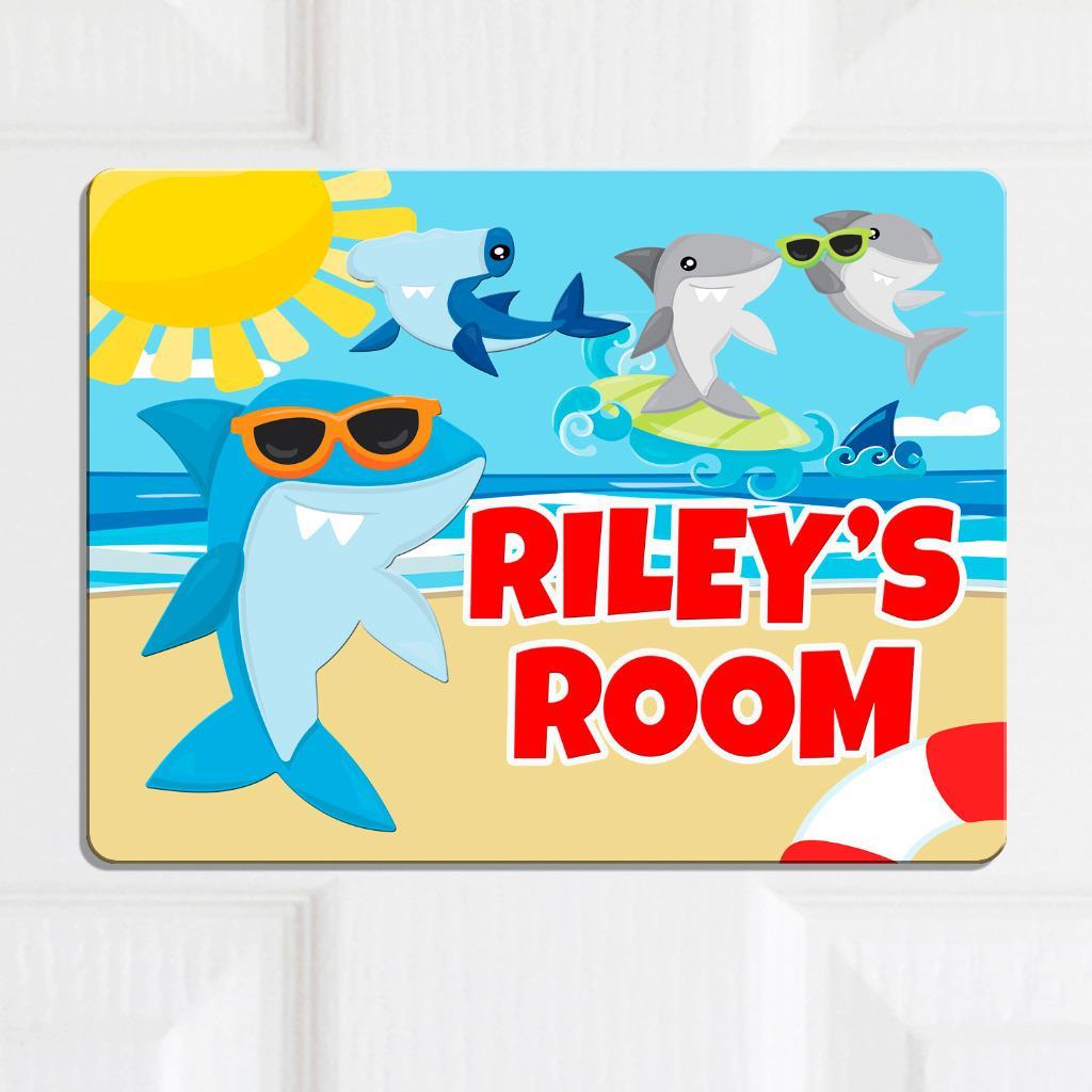 Kids Bedroom Room Sign Children/'s Name Plaque Girls Personalised Door Sign