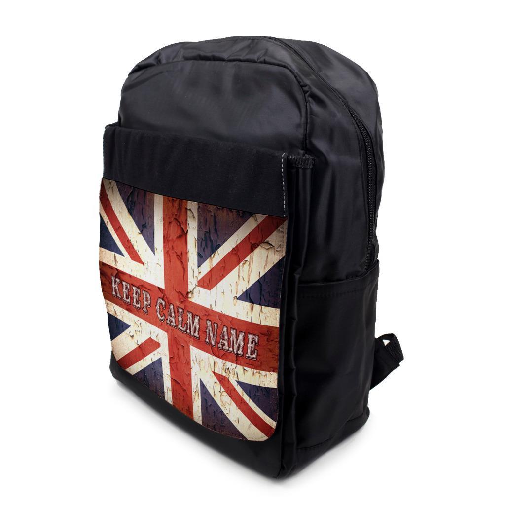 Unisex backpack Rucksack Union Jack Souvenir