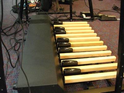 hammond xpk 200l 20 note midi bass pedal board new with warranty. Black Bedroom Furniture Sets. Home Design Ideas