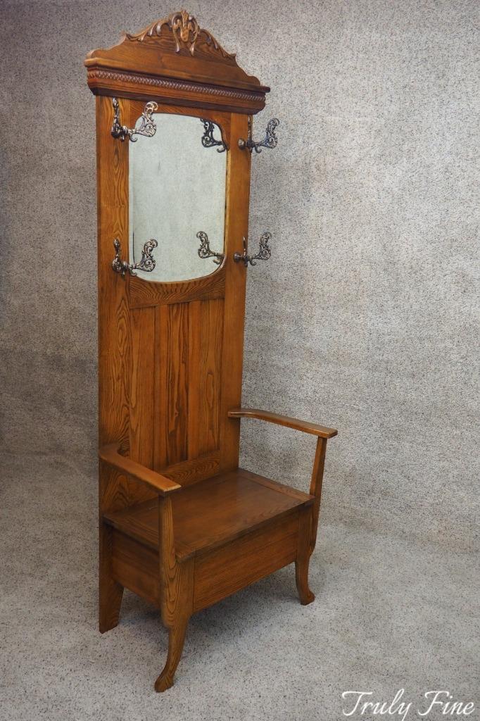 image wooden vintage free photo stock of coat rack hat antique royalty home hanger