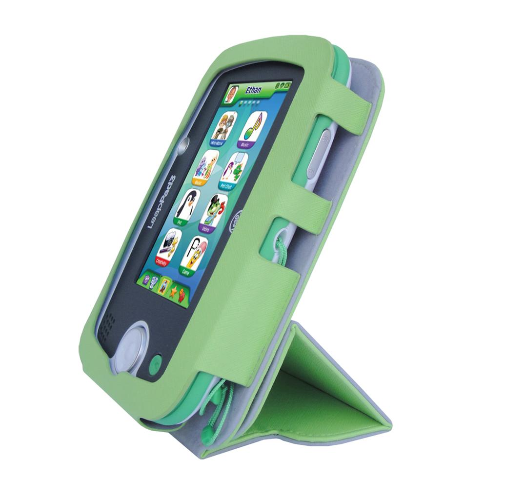 for leapfrog leappad 3 learning tablet pu leather folding folio skin cover case