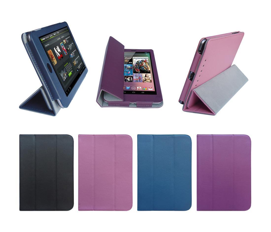 For Google Nexus 7 Tablet 1st Generation Folding Folio Smart Skin Cover Case Ebay