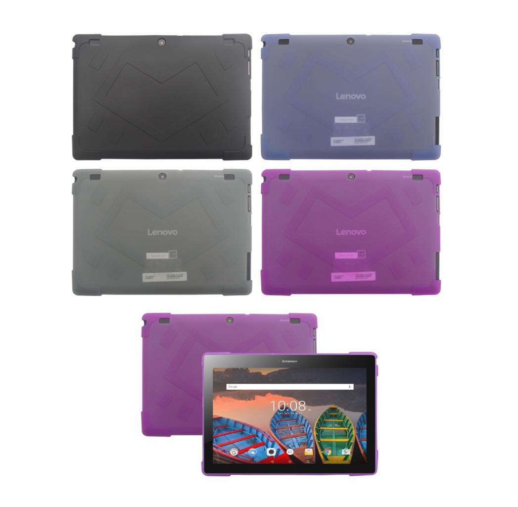 finest selection 19cf0 bbddf Details about Protective TPU Cover Case For Lenovo TAB 10 10