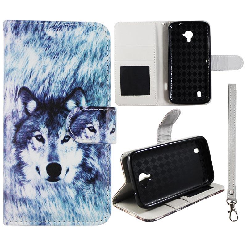 Flip Wallet For Zte Majesty Phone Cases Case Designer Cell