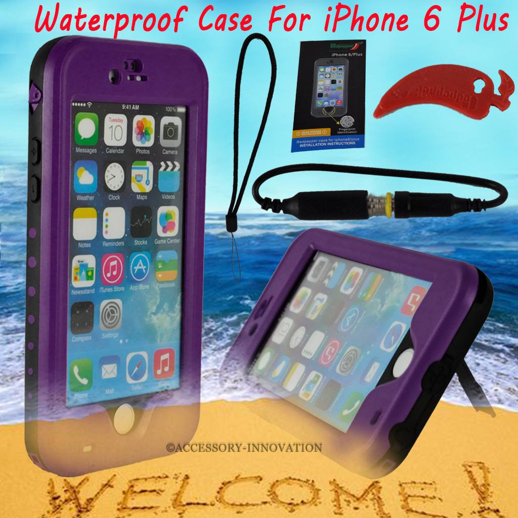 iphone 6 plus waterproof waterproof dirtproof shockproof for apple iphone 6 15051