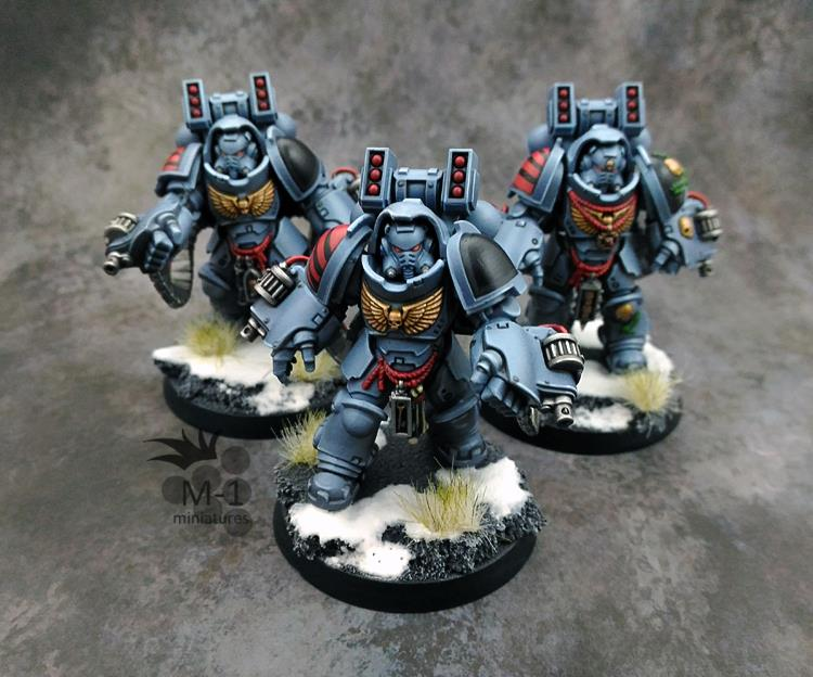 Painted Warhammer K Miniatures For Sale