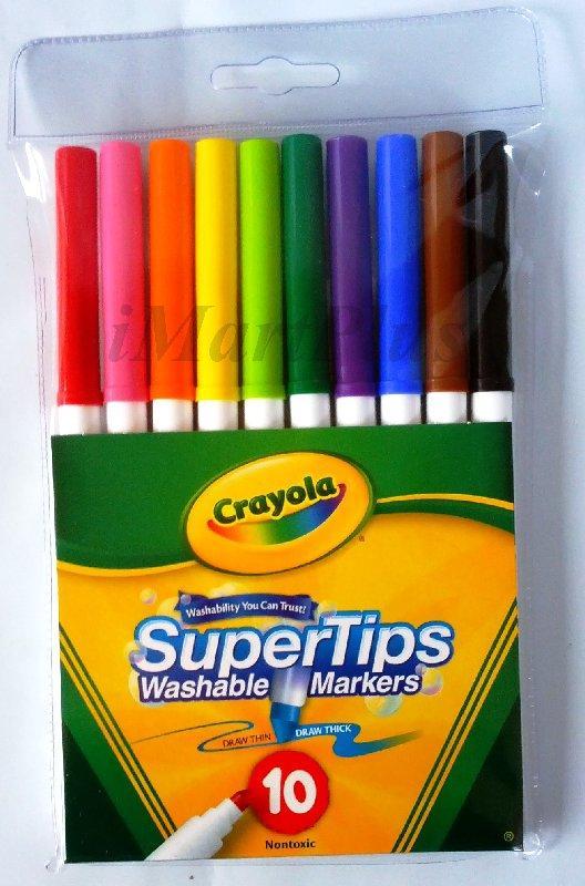 Crayola Super Art Tub Colour Twistables Crayons Pencils
